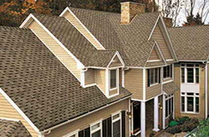 Asphalt shingles Installation & Replacement in Burlington County, New Jersey
