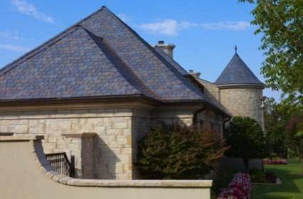 Synthetic slate roofing Installation & Replacement in Bryn Mawr, Pennsylvania
