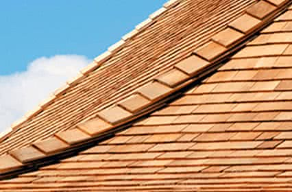 Cedar roofing Installation & Replacement
