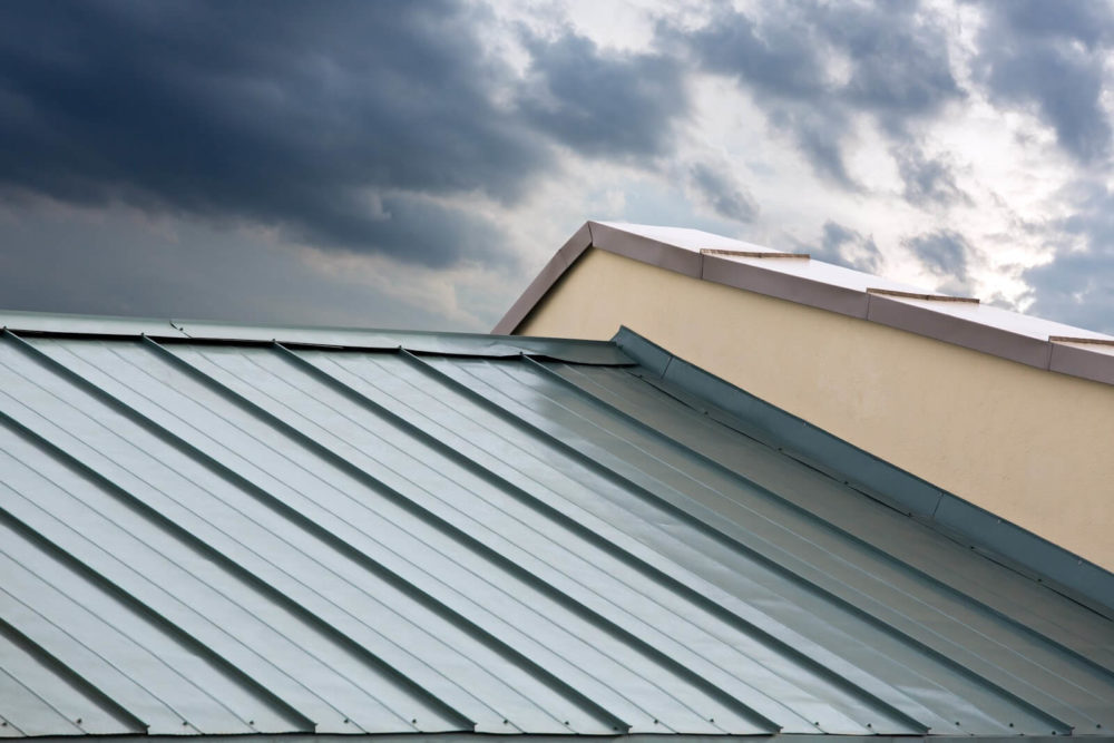 Metal roof for Enduring Hurricanes