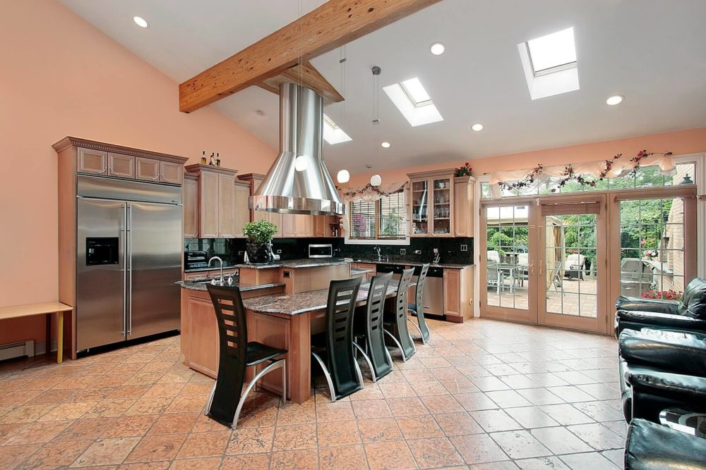 The benefits of natural light with Skylights