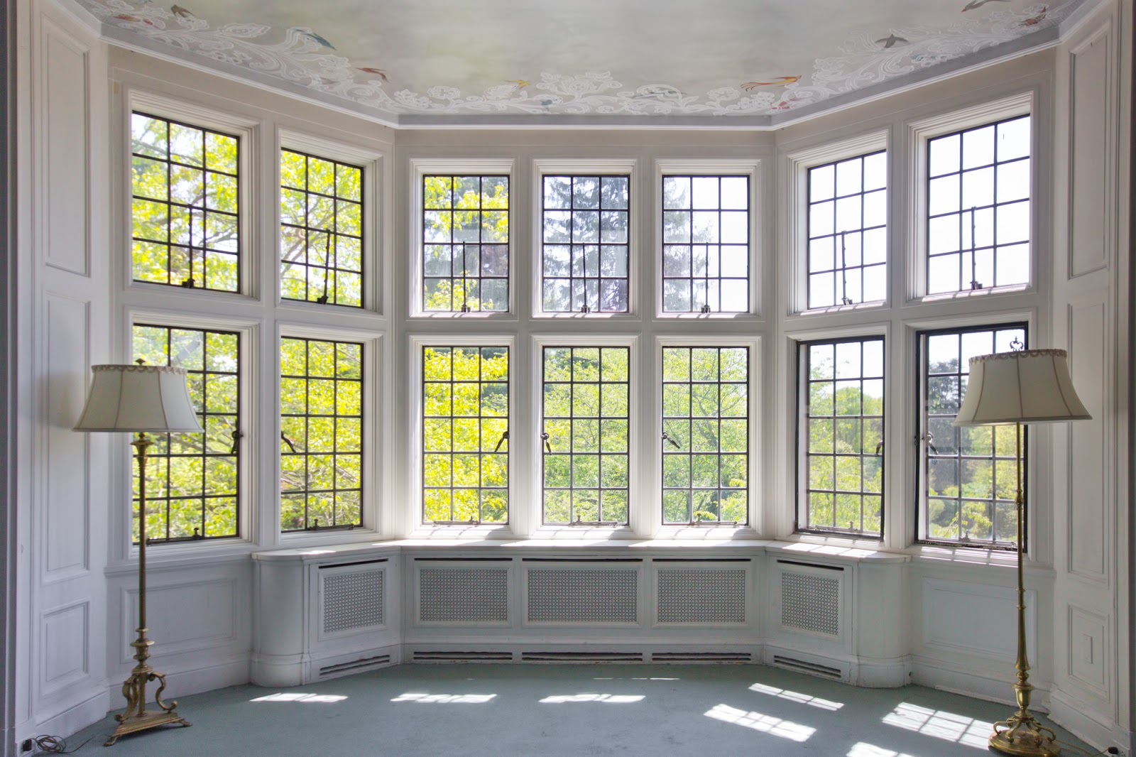 How To Build Roof Over Bay Window Frame A