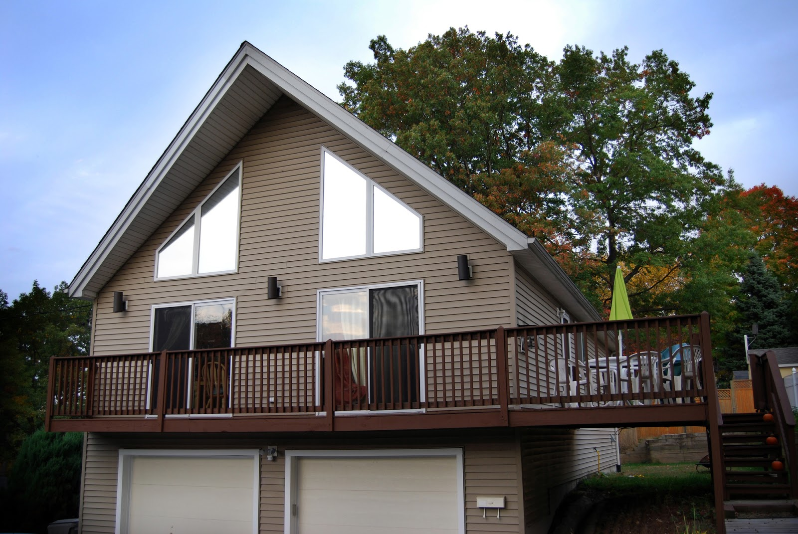 Building Deck Over Garage Roof How To Guide