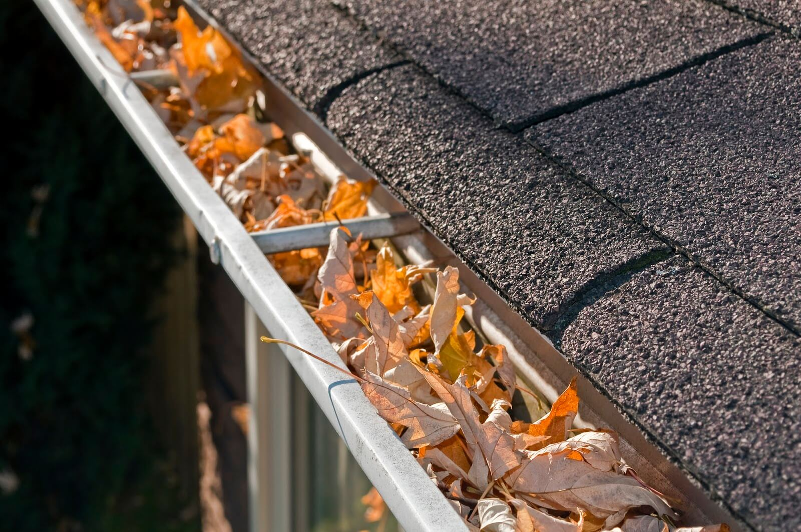 Tricks to Cleaning Your Gutters Without Using a Ladder
