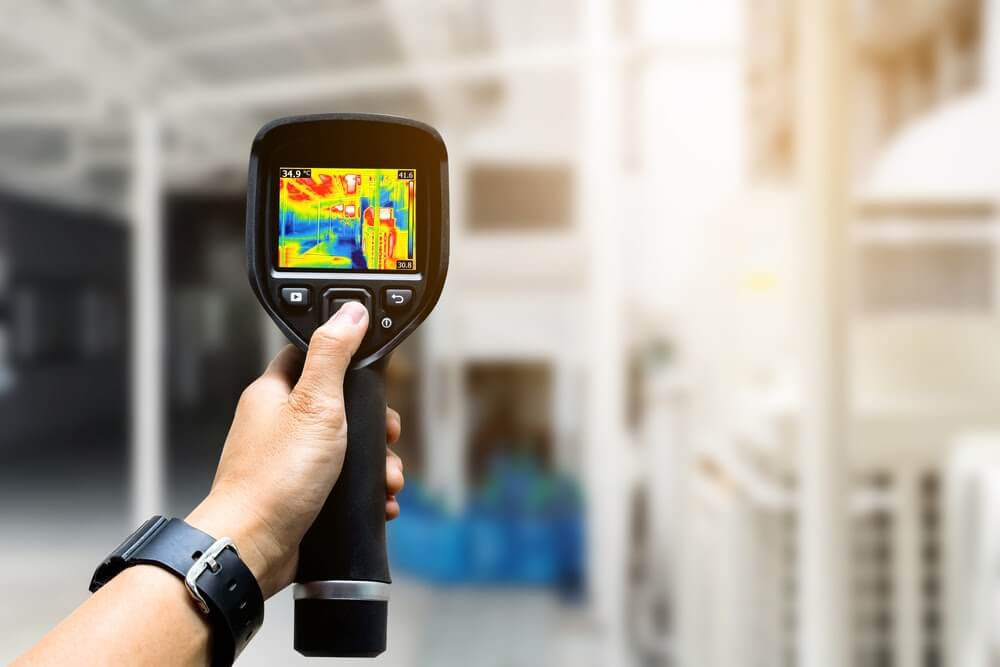 Thermographic Inspection Devices