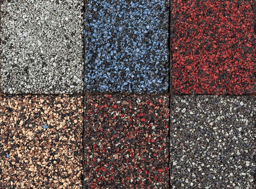 Asphalt Shingle Colors