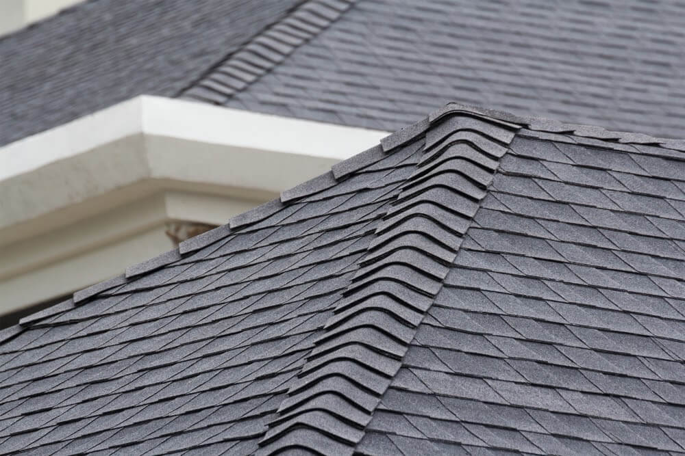 Asphalt shingles protect more than 75% of residential homes in the United States