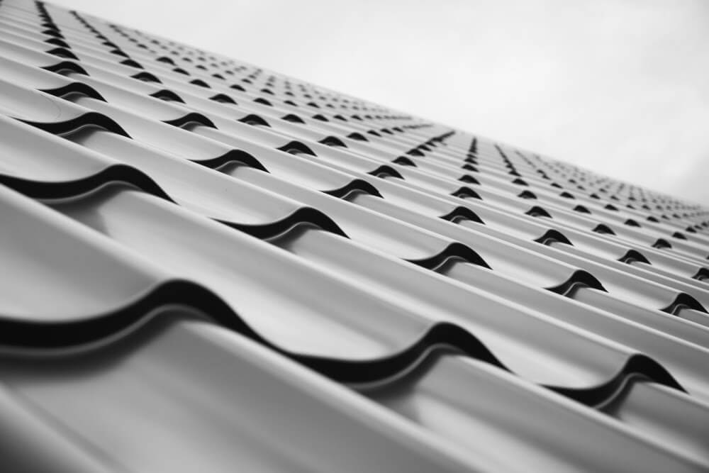 Metal roofing is considered one of the most durable types out there