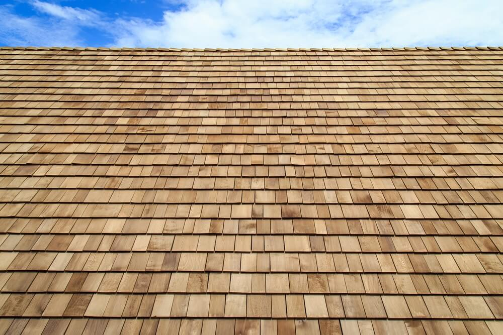 Wood shingles and shakes are another roofing type that many people choose to cover their homes with.