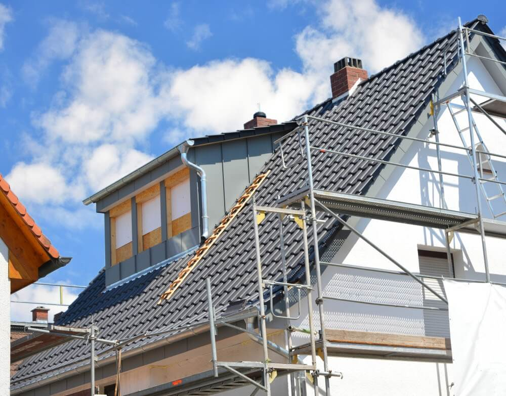 How to Add a Dormer to a Roof