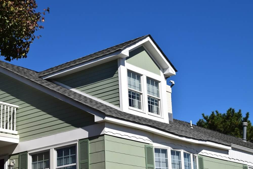 Dormers in a Roof