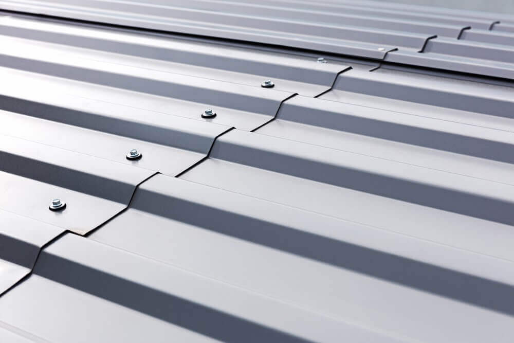 your metal roof
