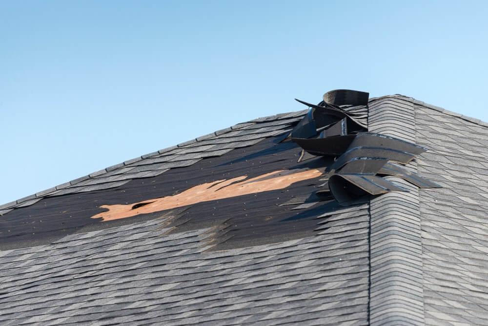 Homeowners Insurance for Roof Damage
